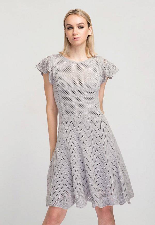 Платье Fors цвет серый
