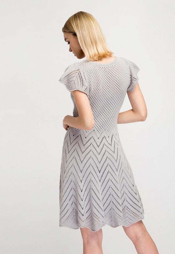 Платье Fors цвет серый  Фото 3