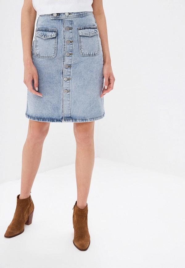 Юбка джинсовая Shelter