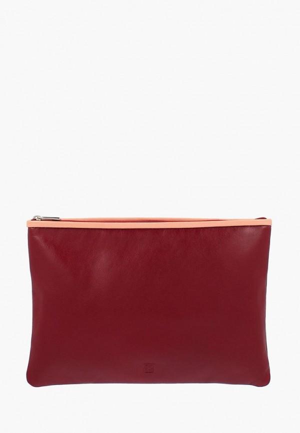 женская сумка dudubags, бордовая