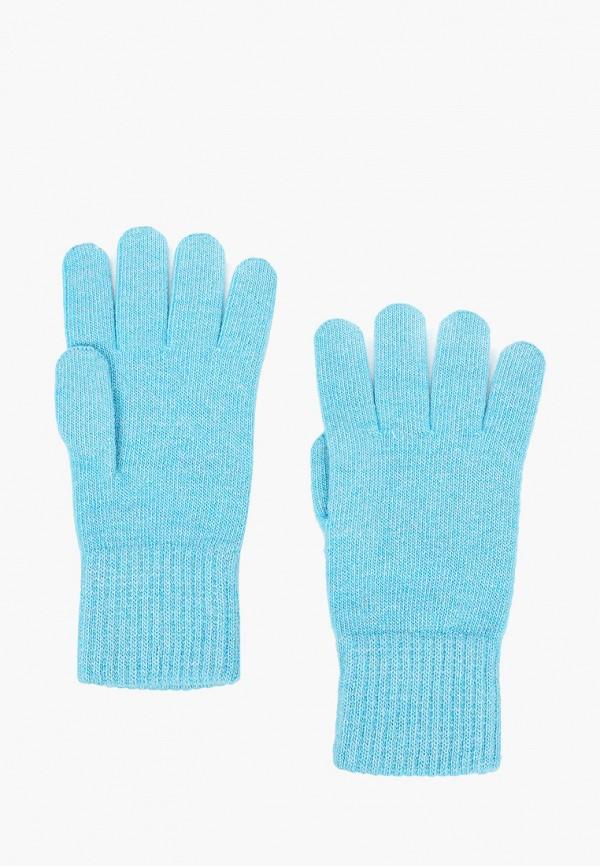 женские текстильные перчатки norveg, голубые
