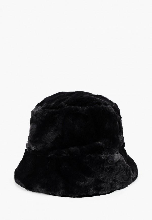 женская шляпа keddo, черная