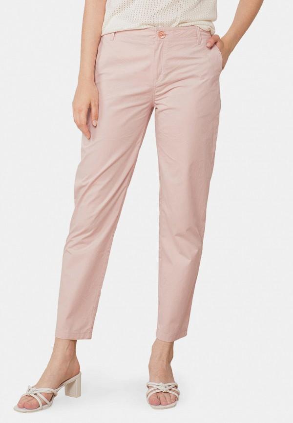 женские повседневные брюки mr520, розовые