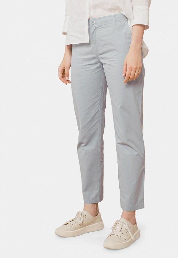 женские повседневные брюки mr520, голубые