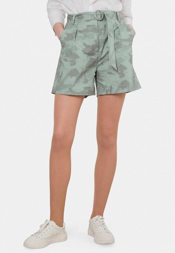 женские повседневные шорты mr520, бирюзовые