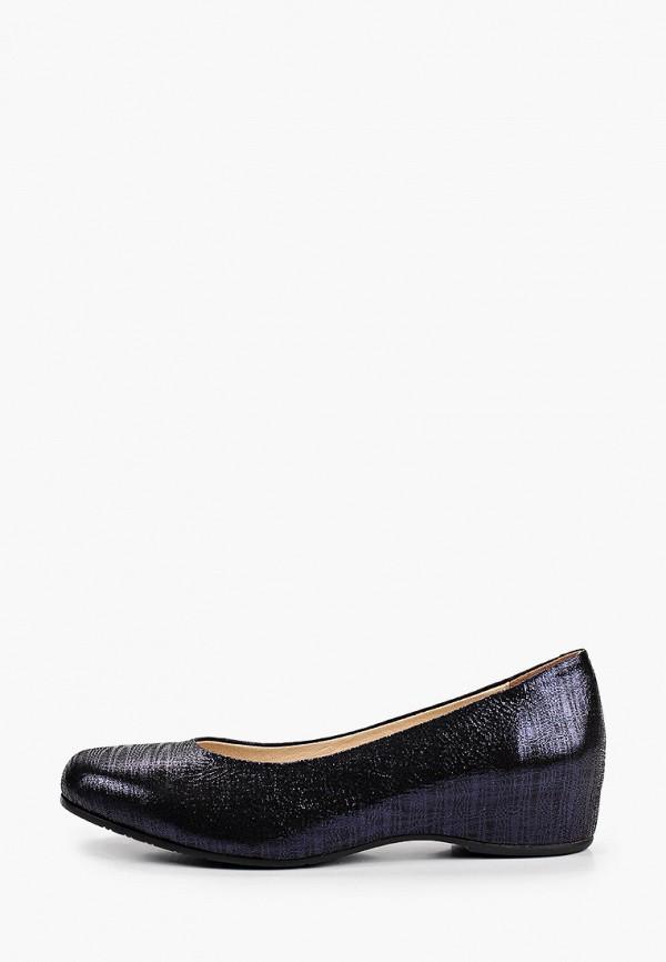 Туфли Ascalini Ascalini  синий фото