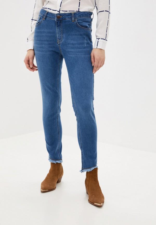 женские джинсы скинни u.s. polo assn, синие