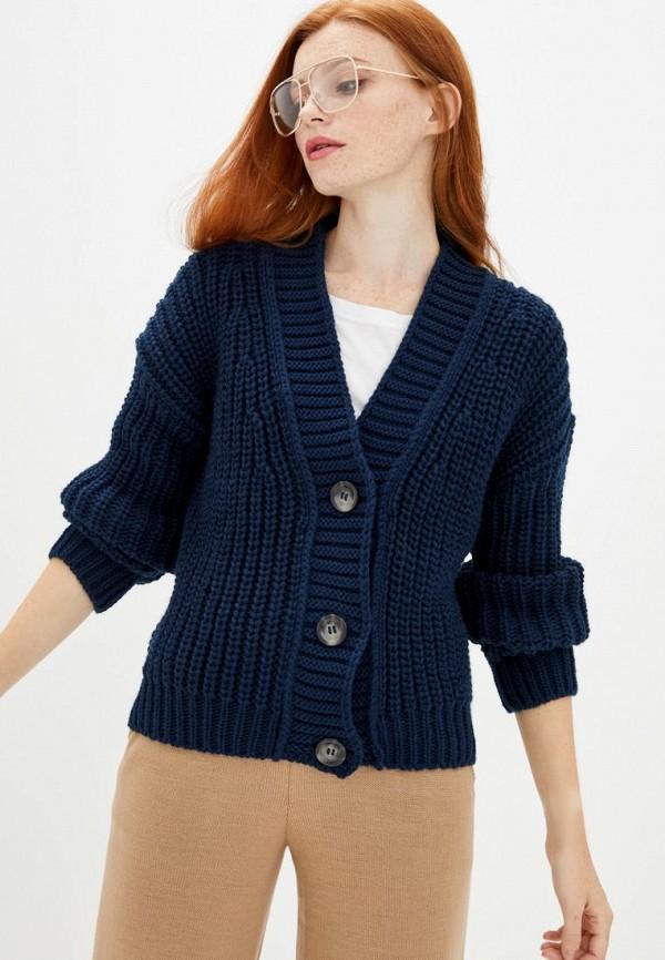 женский кардиган sewel, синий