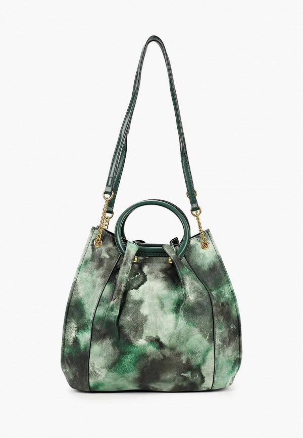 женская сумка с ручками vivian royal, золотая