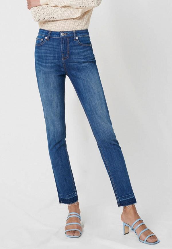женские прямые джинсы maje, синие