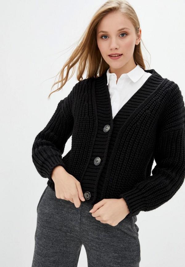 женский кардиган sewel, черный