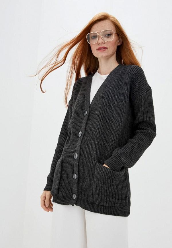женский кардиган sewel, серый
