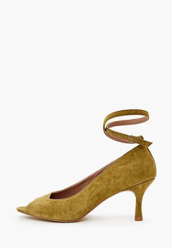 женские туфли lookie, зеленые