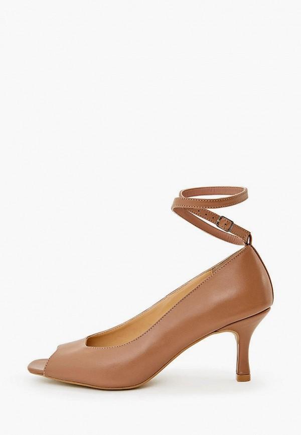 женские туфли lookie, бежевые