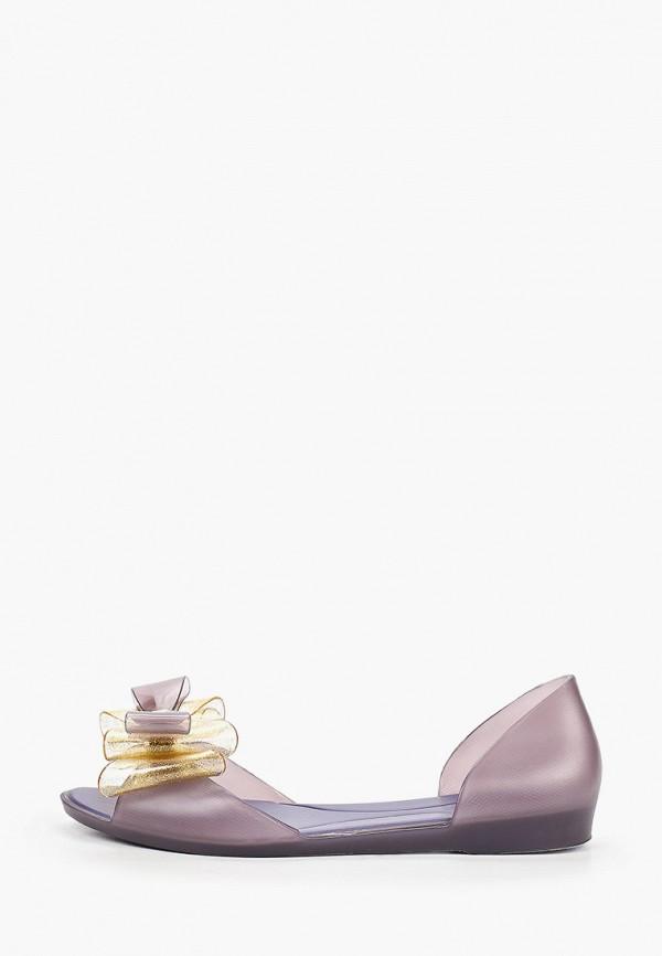 женские балетки marc&andre, фиолетовые