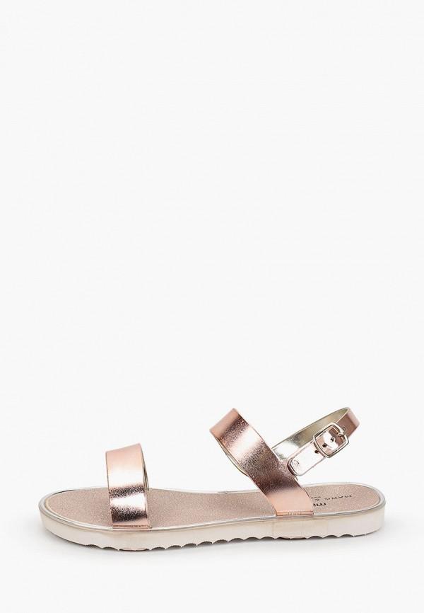 женские сандалии marc&andre, розовые