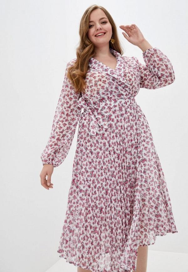 женское платье jhiva, белое