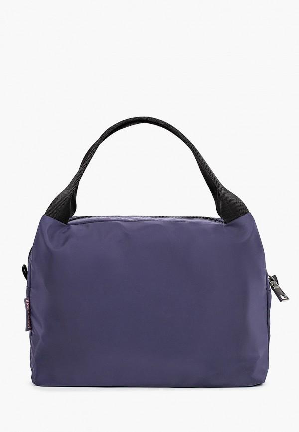 женская сумка-тоут handy bendy, синяя