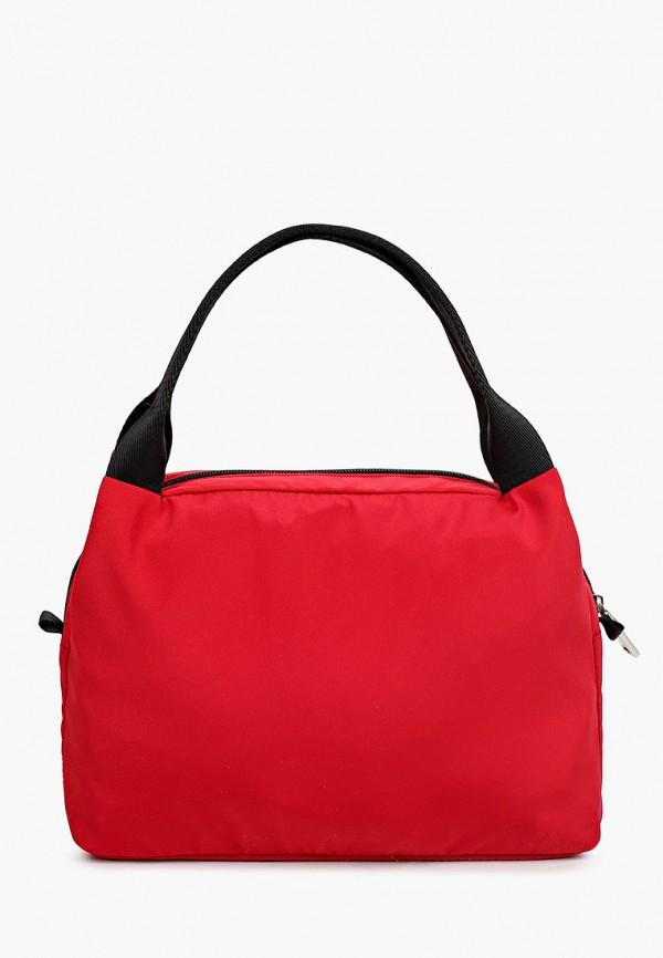 женская сумка-тоут handy bendy, красная