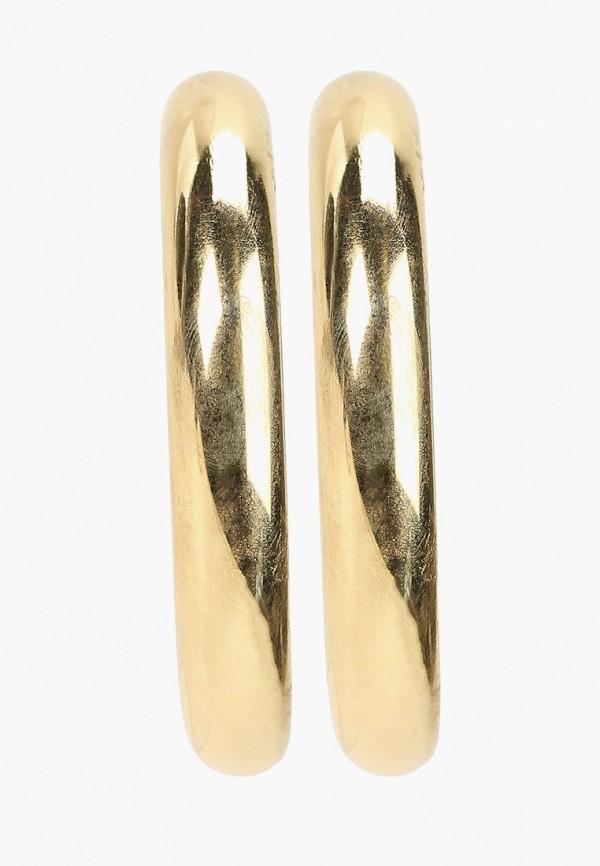 Фото - Женские серьги, клипсы или пирсинг Bradex золотого цвета