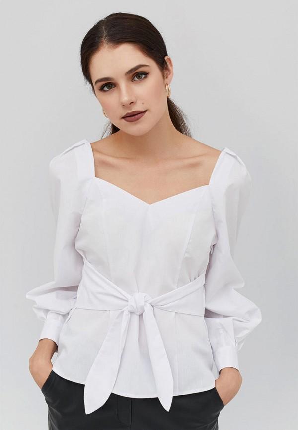 женская блузка cardo, белая
