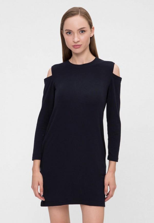 женское платье vergans, синее