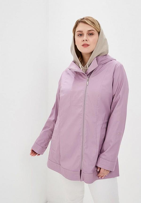 женская куртка wiko, фиолетовая