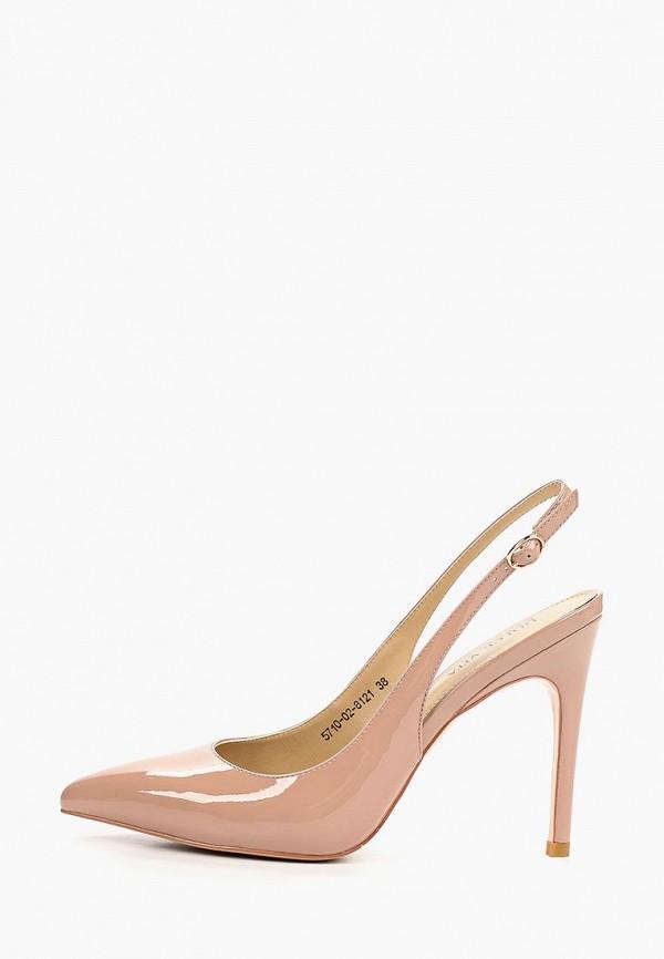 женские туфли dolce vita, розовые