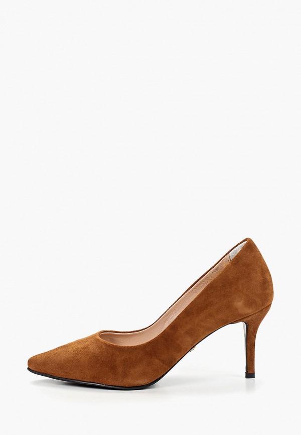 женские туфли hestrend, коричневые