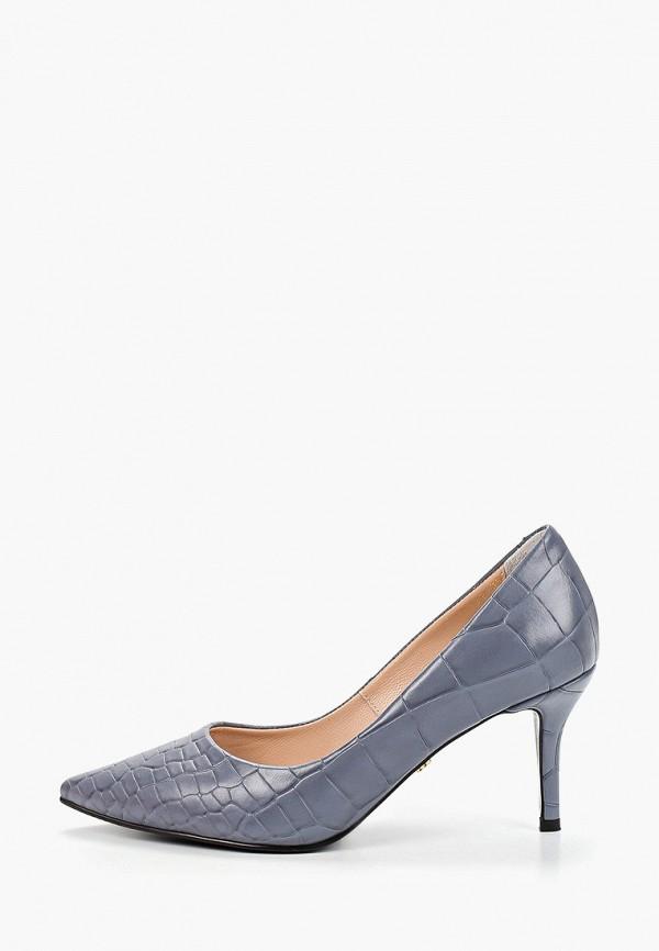 женские туфли hestrend, серые
