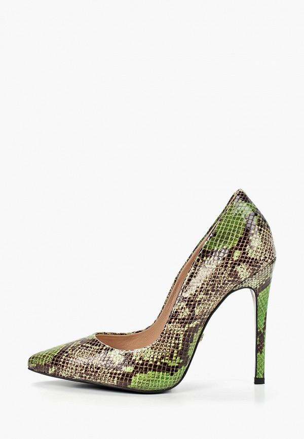 женские туфли hestrend, зеленые