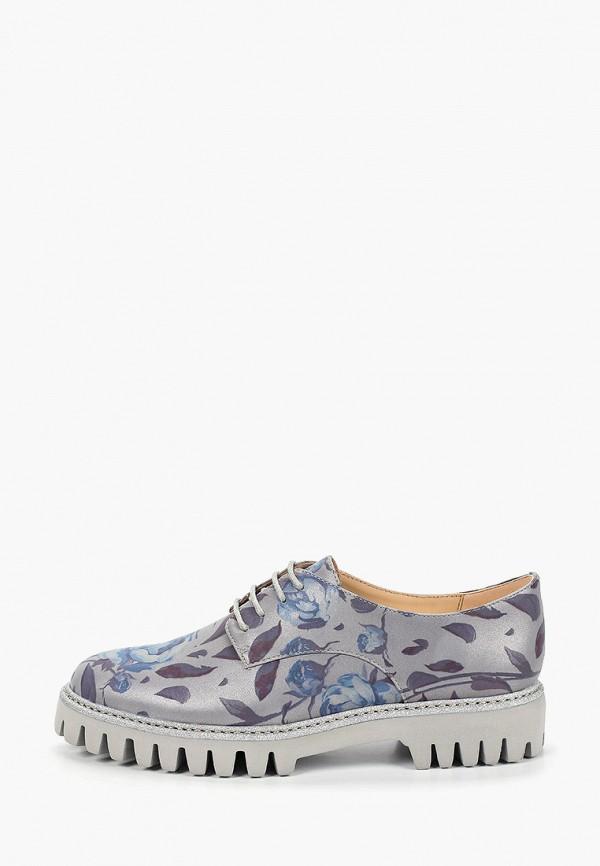 женские ботинки marie collet, серые