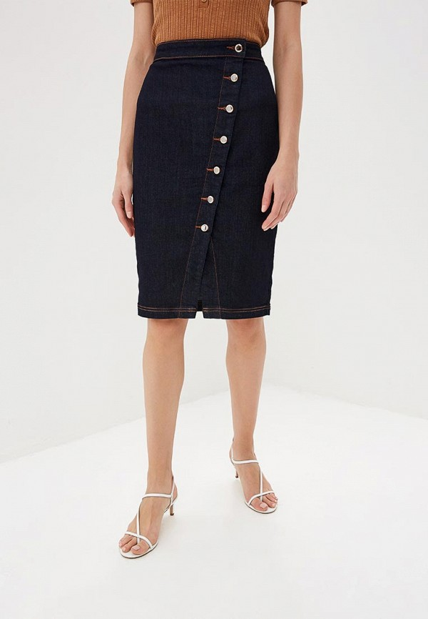 Джинсовые юбки Zarina
