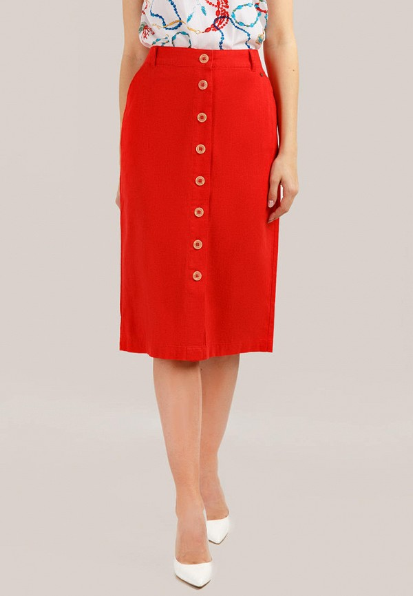 Юбка Finn Flare Finn Flare MP002XW0EOOW блузка женская finn flare цвет красный b18 32071 317 размер xl 50