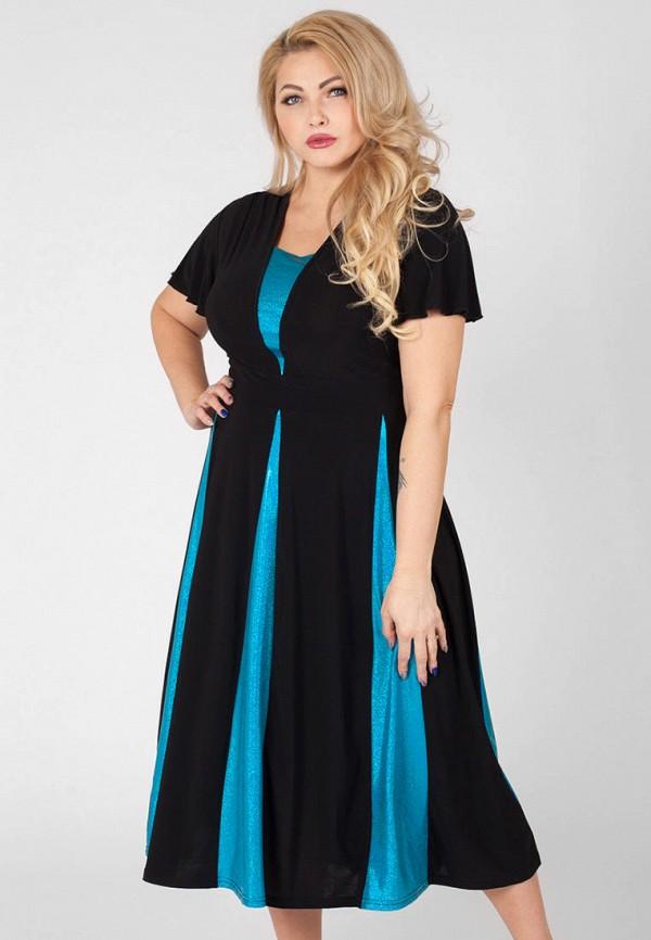 женское платье sparada, черное