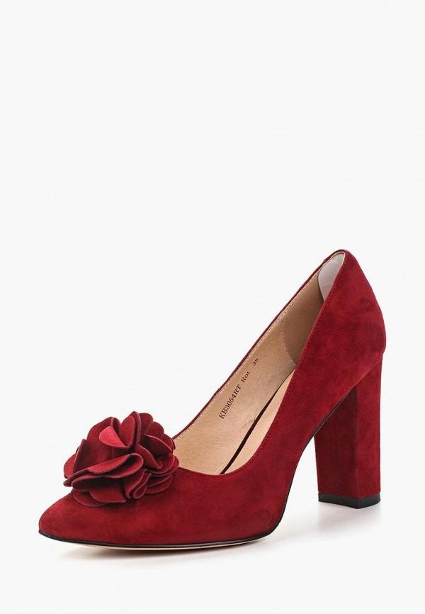 Туфли King Boots цвет красный  Фото 2