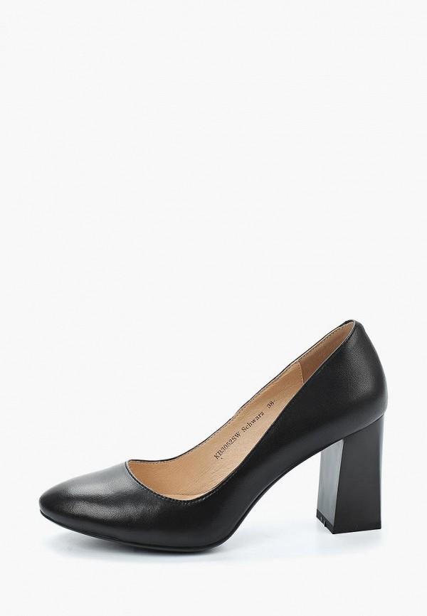 Туфли King Boots цвет черный  Фото 2
