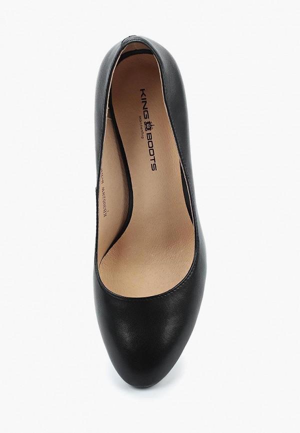 Туфли King Boots цвет черный  Фото 4