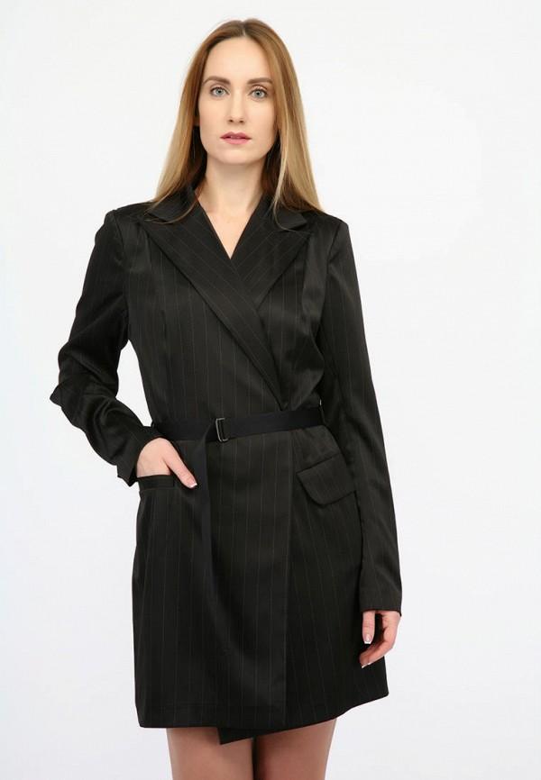 женское платье panove, черное