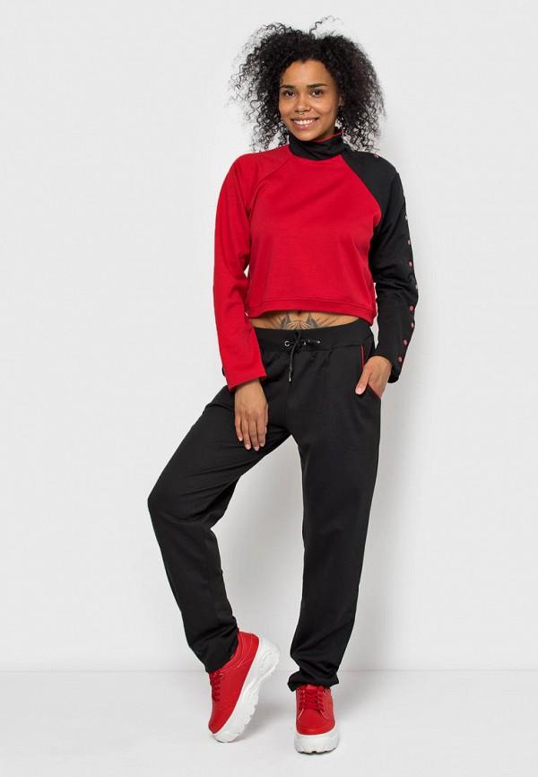 Костюм спортивный Malaeva Malaeva MP002XW0EOZK костюм спортивный мужской puma ftbltrg poly tracksuit цвет красный черный 655202 14 размер m 46 48