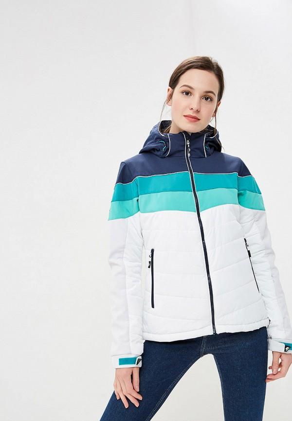 женская куртка trespass, разноцветная