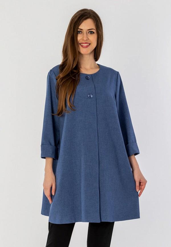 женское пальто s&a style, синее
