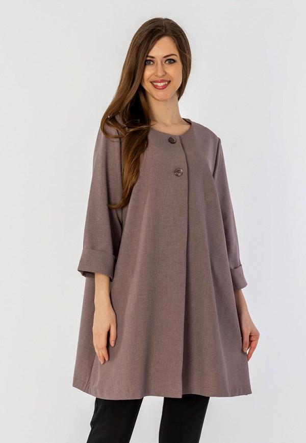 женское пальто s&a style, фиолетовое