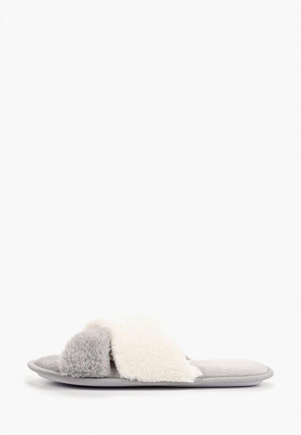 женские тапочки sofi de marko, белые