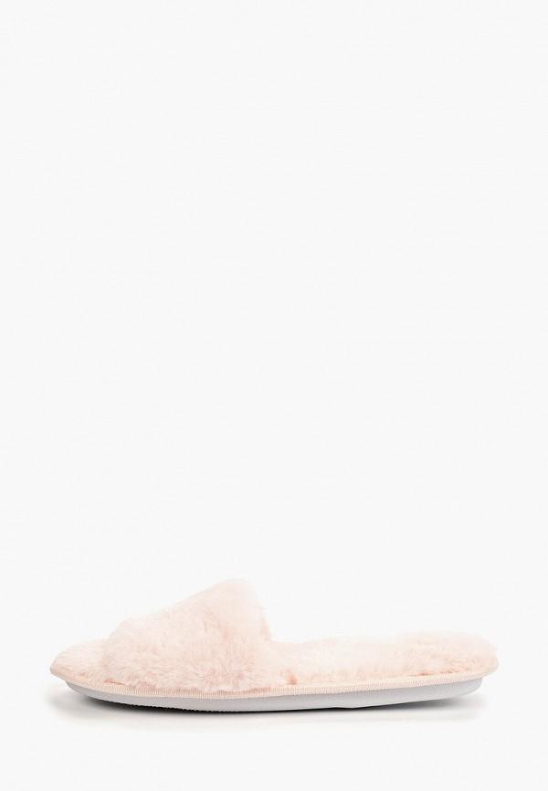 женские тапочки sofi de marko, розовые