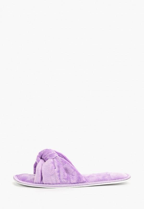 женские тапочки sofi de marko, фиолетовые