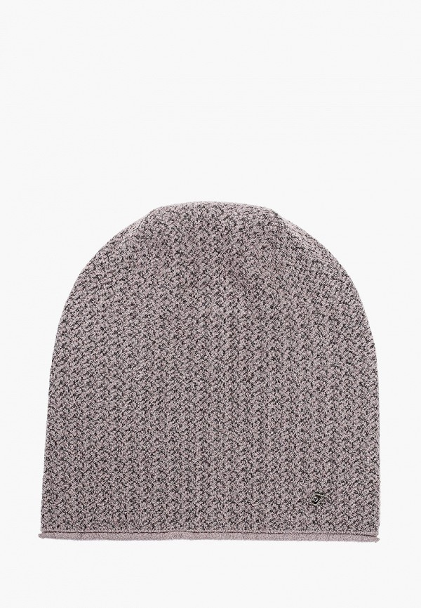 женская шапка forti knitwear, серая