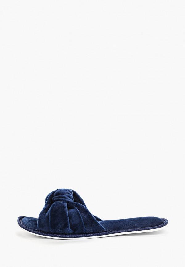 женские тапочки sofi de marko, синие