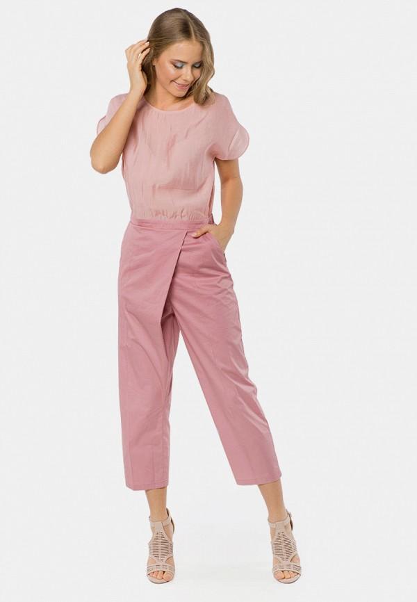 женский комбинезон mr520, розовый