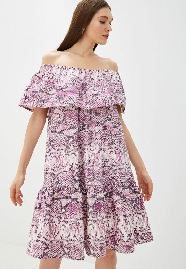 Платье Maria Rybalchenko Maria Rybalchenko MP002XW0EQ5Y платье maria rybalchenko maria rybalchenko mp002xw0tvzg